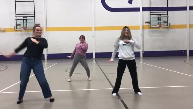 2020 CHEER TRYOUT DANCE