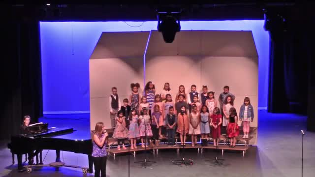 Choir Concert - May 2018
