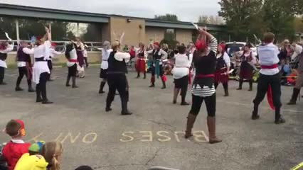 SASEAS Pirate Dance
