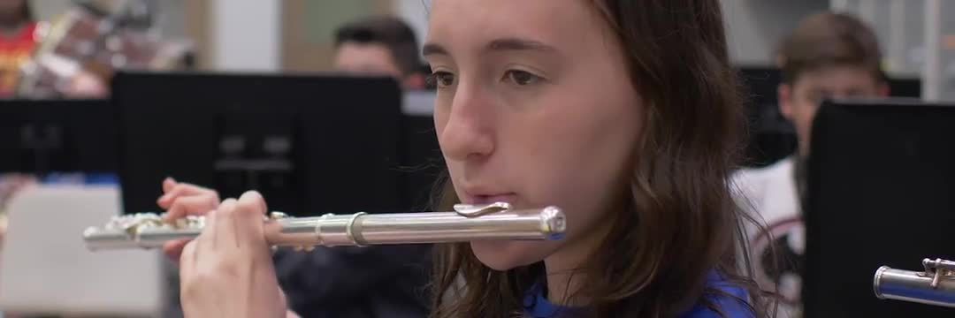 This video contains a few video clips of our students in our school participating in academics, arts, and athletics.