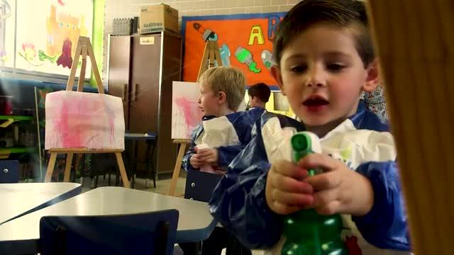 Video página de inicio Preescolar