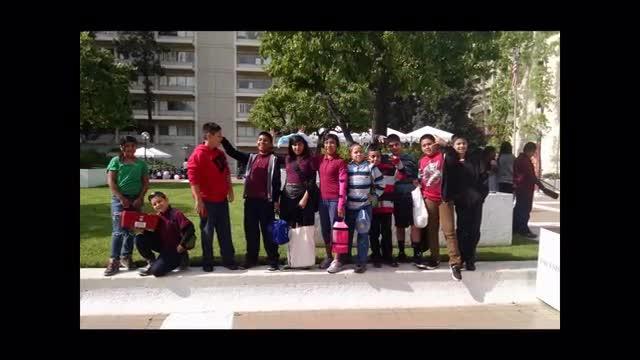 Fifth Grade USC Science Fair 2015