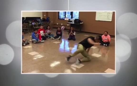 Breakdancing Class