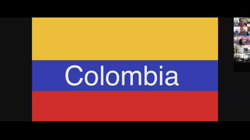 International Week - Colombia & Taiwan