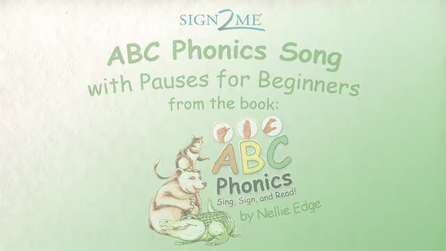 ABC Phonic Song