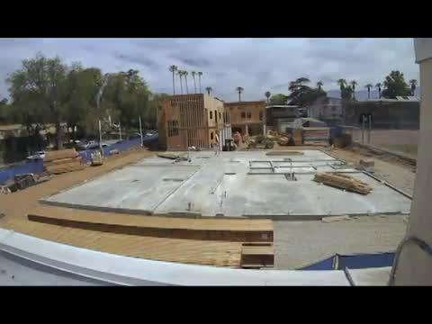 Bond Construction of South Pasadena High School STEM Building 07/08/2017.