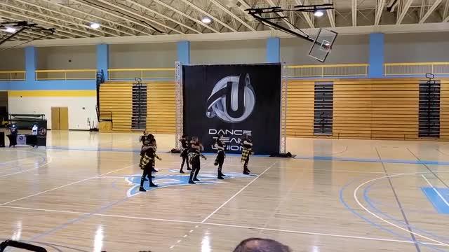 St. Catharine Academy Varsity Team  Hip Hop Routine