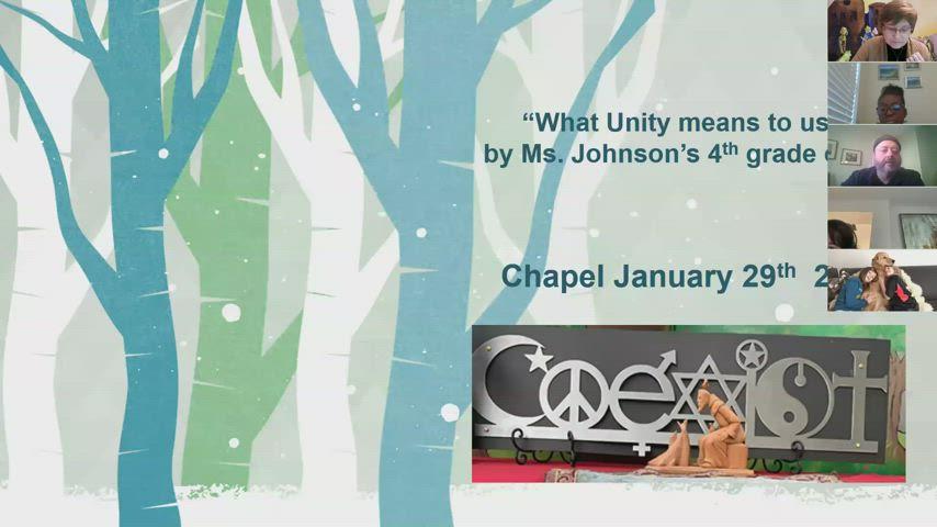 Unity Chapel Video