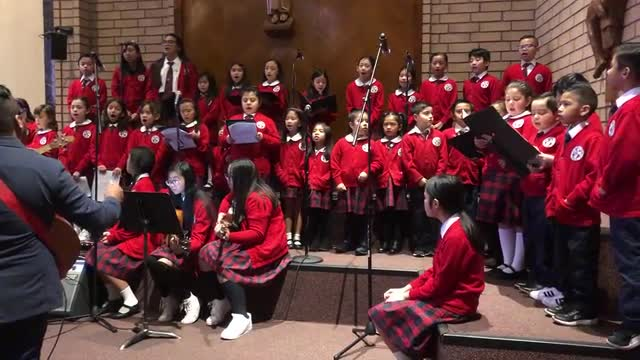 2020 Catholic Schools Week Mass