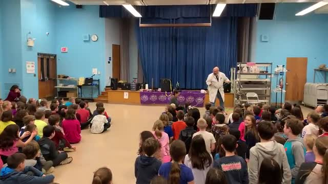 Mad Scientist Assembly 2/2019