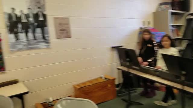 Grade 3 Music Class