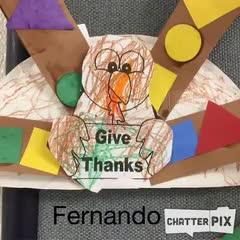 Fernando Thankful Turkey