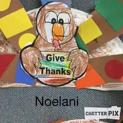 Noelani's Thankful Turkey