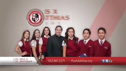 St. Pius X-St. Matthias Academy Video