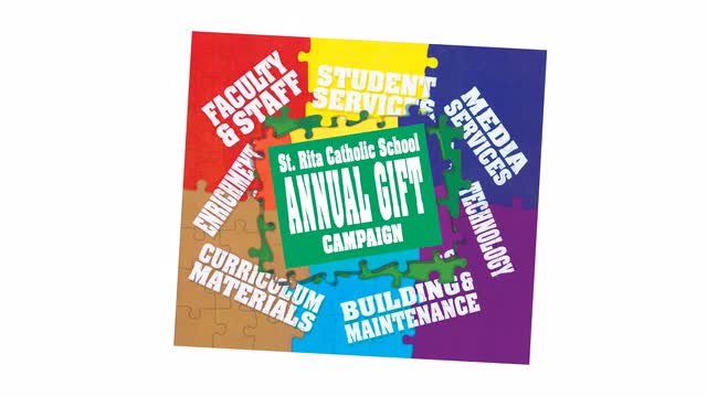 View all the details about how the Annual Gift Campaign helps our school and how you can show your support!
