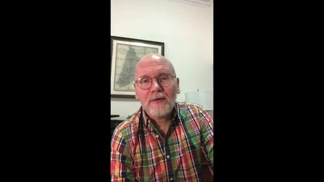 Message from Fr. Baker