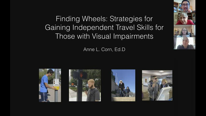 Finding Wheels: Strategies to Build Independent Travel Skills