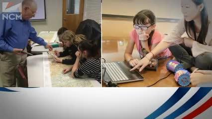 AeroSTEM Academy video