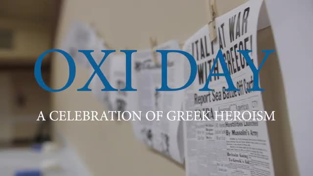 OXI DAY VIDEO