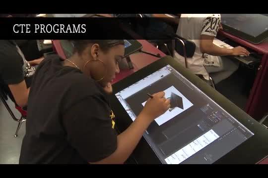 CTE Programs at Thomas Edison, Jamaica Queens
