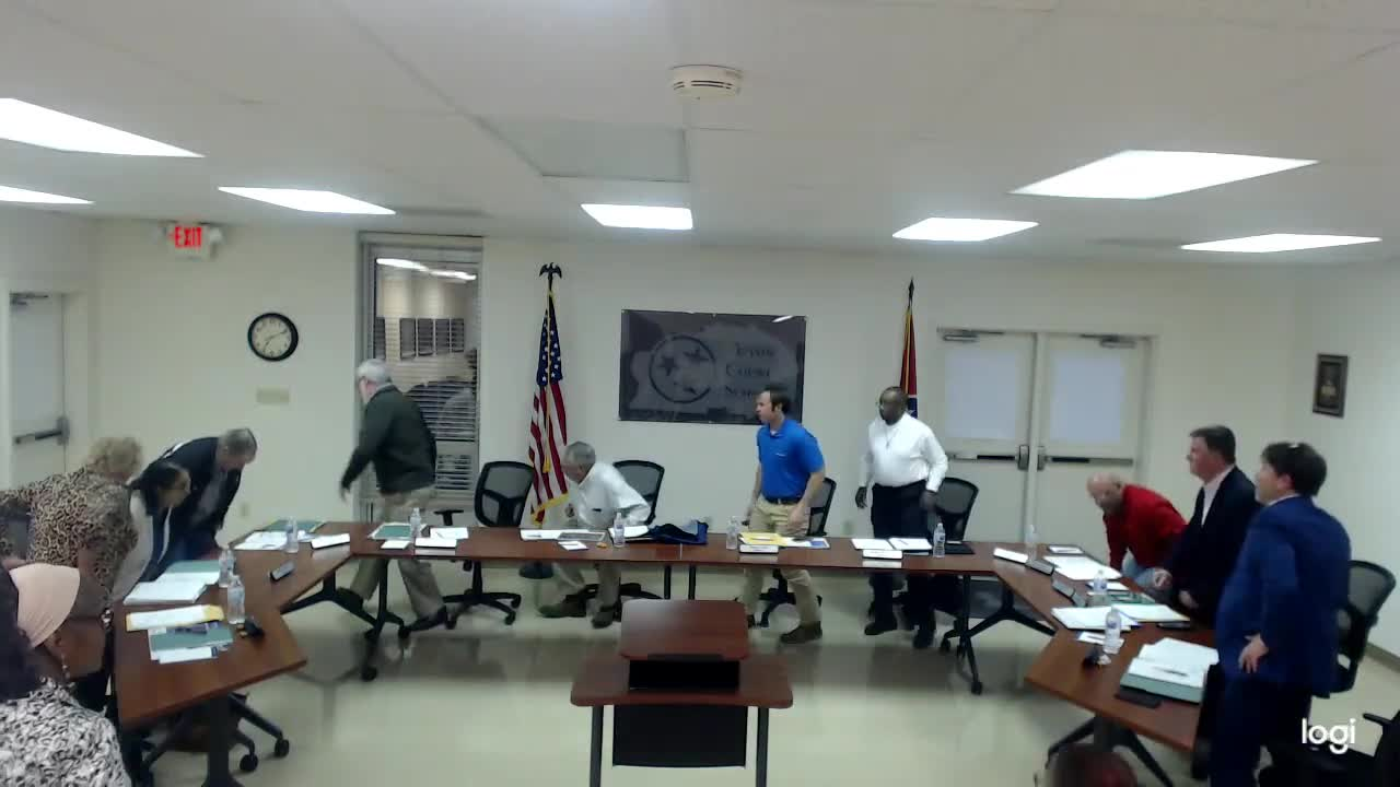 March 2019 Board Meeting | Tipton County