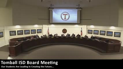 School Board Meeting (January 12th, 2016)