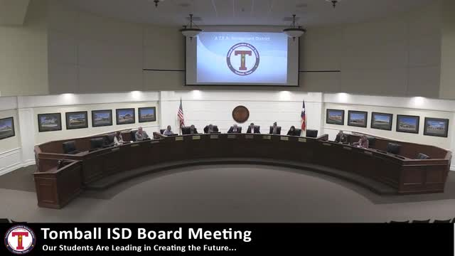School Board Meeting (February 9th, 2016)