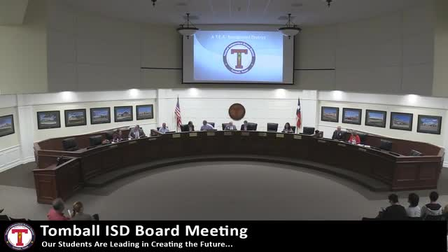 School Board Meeting (April 12th, 2016)