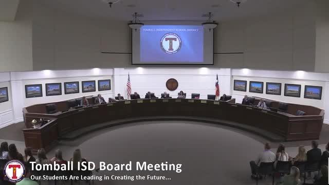 School Board Meeting (December 13th, 2016)