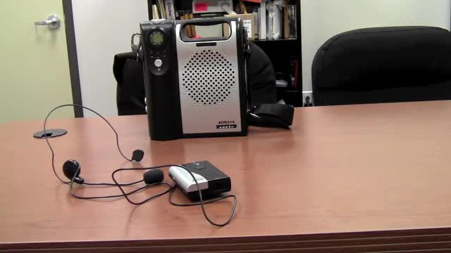 Video demonstrating the use of the Array Soundfield.