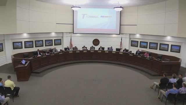 School Board Meeting (August 14, 2018)