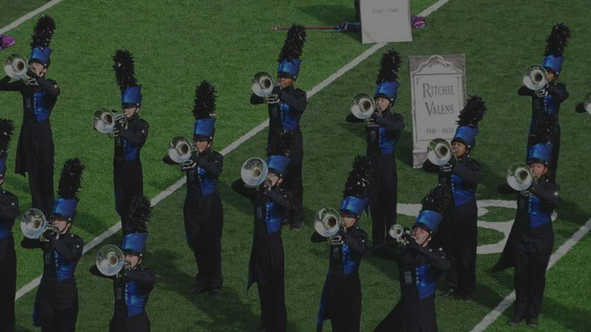 TMHS - Fine Arts - Roarin' Blue Band