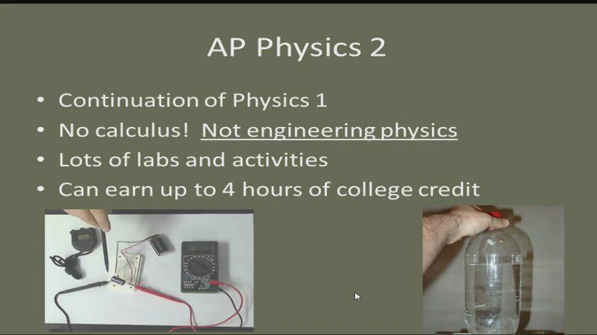 TMHS - Science - AP Physics 2