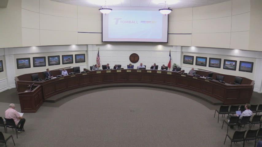 School Board Meeting (August 12th 2021)