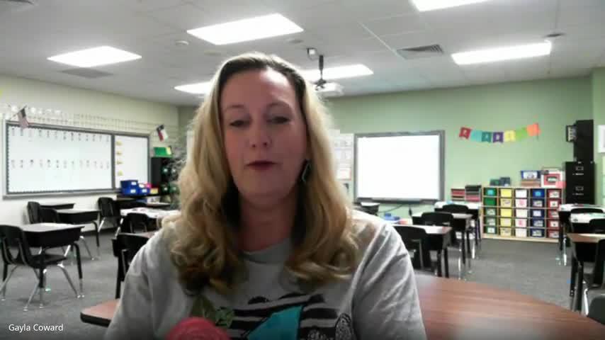 Video of Meet the Teacher presentation