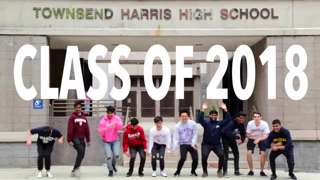 THHS College Video 2018
