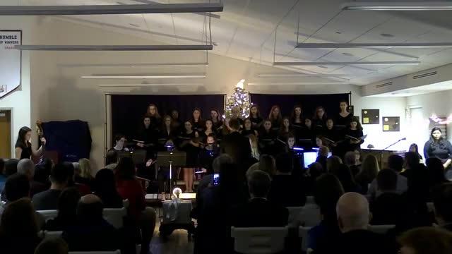Trinity Hall Christmas Concert 2018