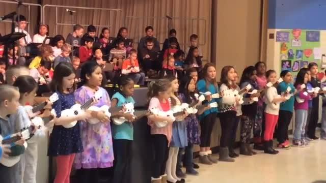 3rd Grade Vocal Concert