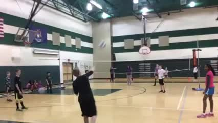 Phys Ed Volleyball Tourney Trailer