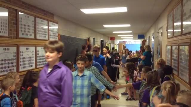 2016 5th Grade Clap-Out