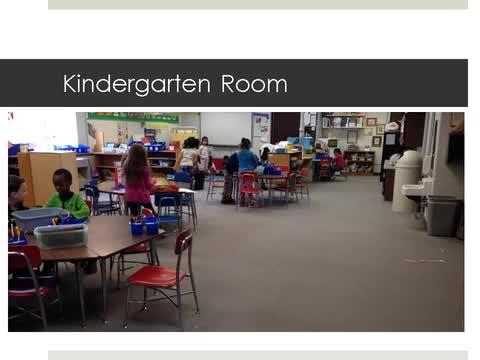 Kindergarten Info Night Video