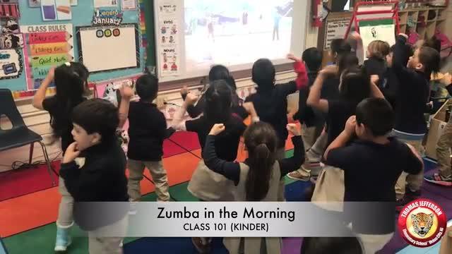 Zumba Room 101