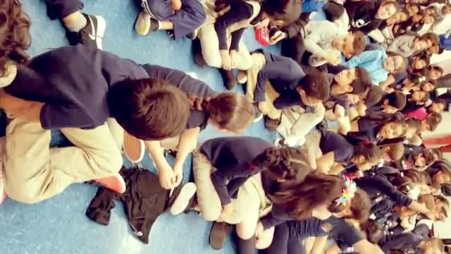 The Barn Hill Preserve (Mobile Zoo/Live Animal Show) visited Thomas Jefferson School