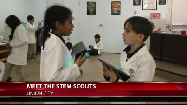 Edison School STEM Scouts Fios Interview