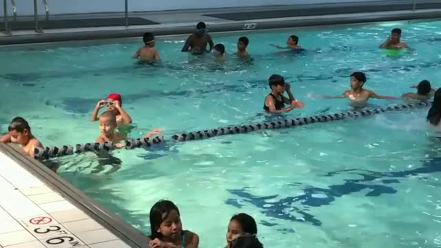 SES Summer Water Fun