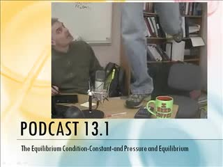 AP Chem Podcast G06_Chapter 15 Chemical Equilibruim Video #1