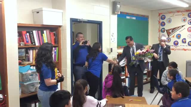 VV 5th Grade Teacher of the Year 17-18