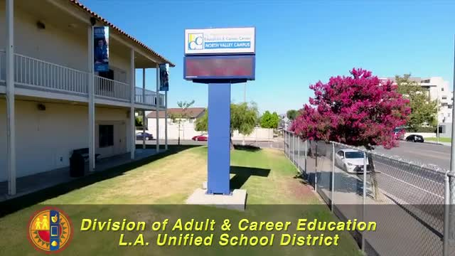 Promotional video for Adult and Career Education fall classes.