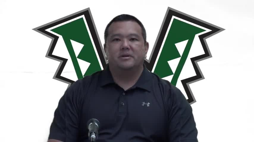 Warrior News broadcast for 9-3-20, with tips on caring for devices.