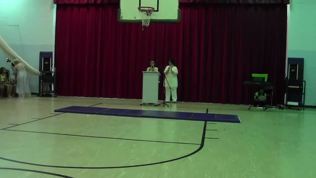 West Elementary Talent Show 3/17/16 Part 1